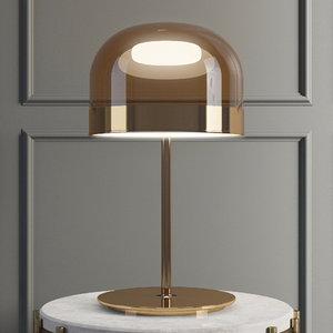 3D fontana arte table lamp model