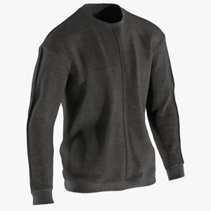 realistic men s sweater 3D model