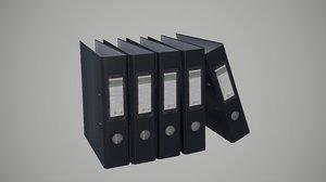 file folders model