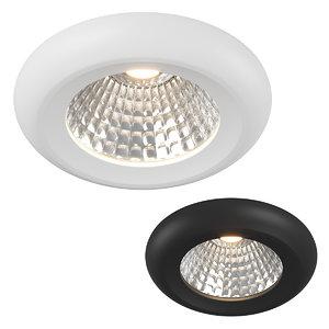 07101x monde lightstar spotlight 3D model