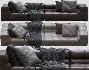 tufty-time sofa b 3D