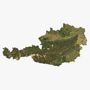 relief austria model