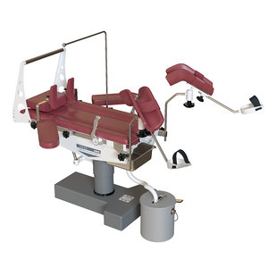 3D chs-e80 obstetric delivery table