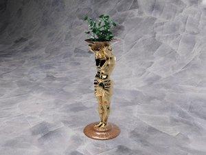 3D flower stand 4 model