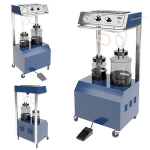 3D aspirator pumps chs-ev