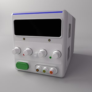 3D variable power supply