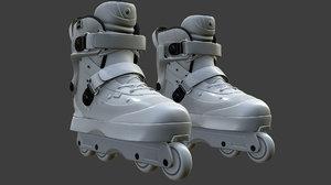 roller skate 3D model