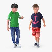 Teenage Boys Collection