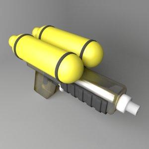 toy watergun 5 model