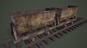 pbr trolley model