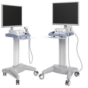 3D video colposcope dcs-102 model