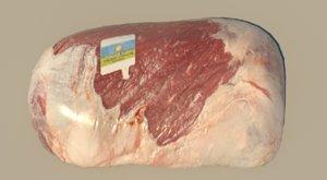 beef waist 3D model
