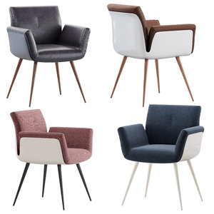 3D chair cor alvo variant