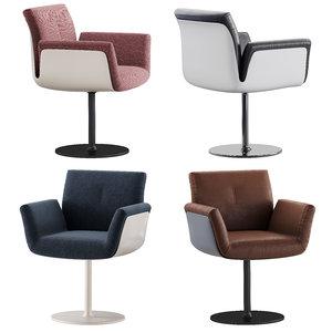 chair cor alvo variant 3D