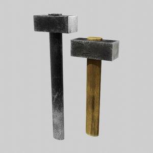 sledgehammer hammer model