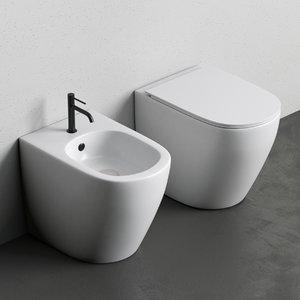 3D bidet toilet