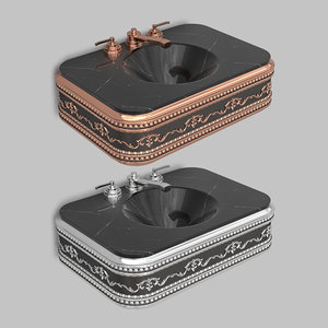 classic wash basin model
