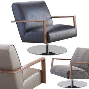 3D koinor armchair icarus