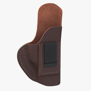 3D model holster 1791 fair chase