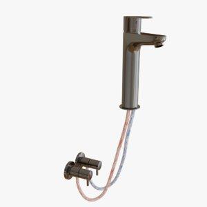 3D faucet bathroom