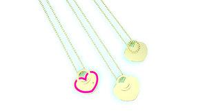 3D pendant jewelry jewellery model