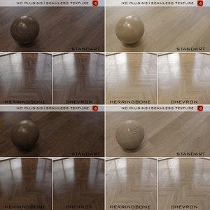 floor parquet model