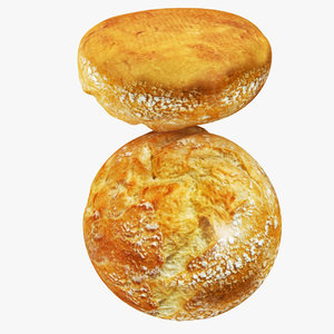 3D bread 07