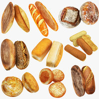 Bread Collection 9 in 1