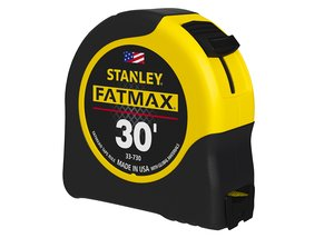 3D model stanley tape measures