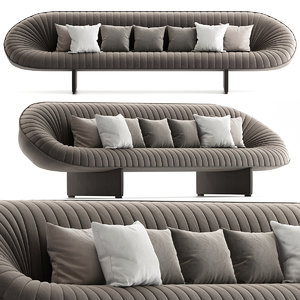 furniture sofa 3D model