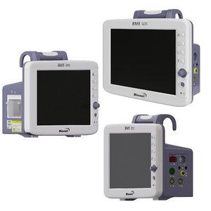 patien monitor bm 5 3D model
