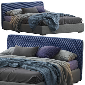 bolzan bed 3D