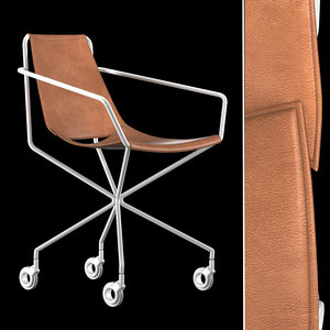 3D apelle dp cu armchair