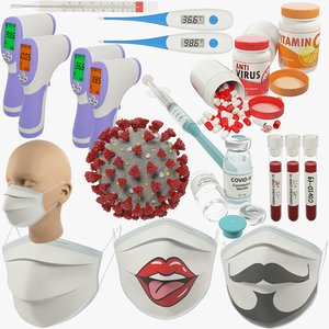 medical v2 3D model