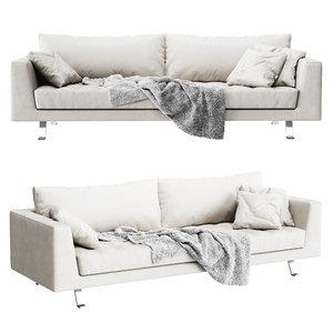 confort line tibet sofa 3D
