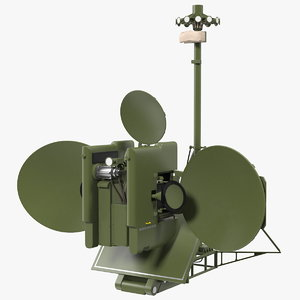 krasukha 4 antiradar systems model