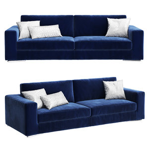 confort line karma sofa 3D model