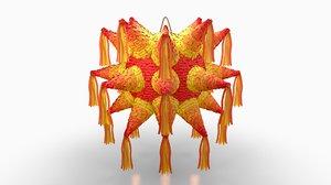 3D pinata model