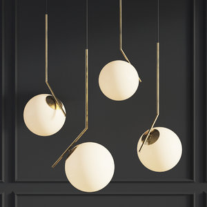lights family michael anastassiades 3D