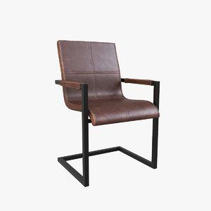 chair v39 3D model