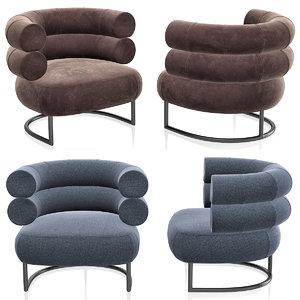 3D furniture chair model