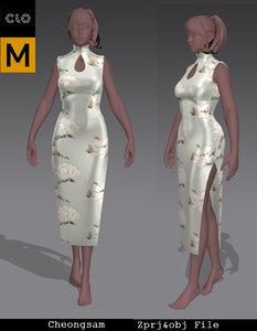 3D marvelous designer