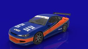 nissan silvia s15 mona lisa model