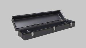 3D hardcase hard case model