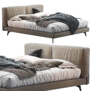 3D ditre italia bed
