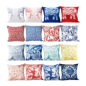 zarahome - decorative pillows 3D
