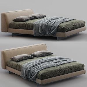 3D alivar bed feng