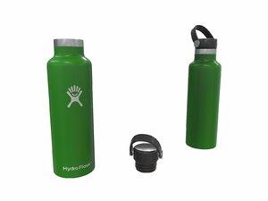 hydro flask standard mouth 3D model