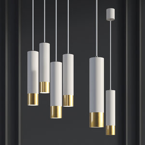 3D fixture favorite 2006-1p pendenti model
