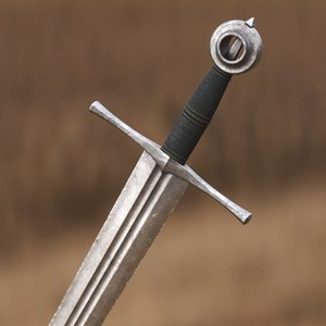 sword medieval cinematics 3D model